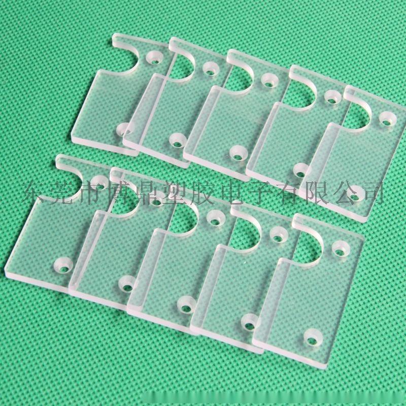 pc板加工 聚碳酸酯板加工折弯加硬高透光板材