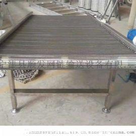 厂家直销不锈钢链板排屑机板链 不锈钢侧挡链板 可定做不锈钢链板
