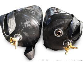 阜通现货供应充气芯模 橡胶气囊DN50-DN2200 产品一流