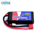 鋰聚合物電池組無人機電池高分子電池1000mAh