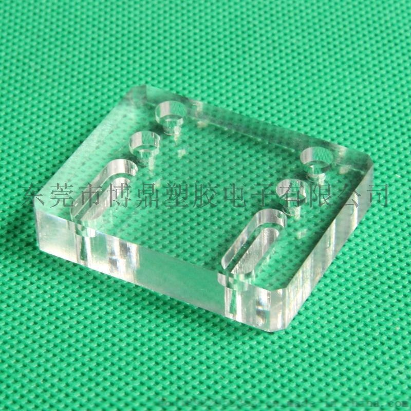 pc板 加硬聚碳酸酯板 耐力板加工折彎精雕