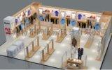 蘇州鐵質展櫃製作 食品展示架 商超貨架 圖書展示架