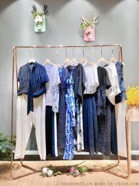 昆诗兰女装品牌尾货拿货渠道 一二线女装厂家一手货源
