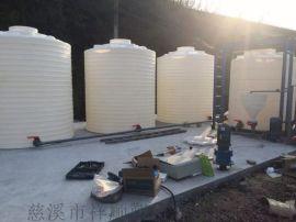 50吨塑料水塔,塑料纯水桶,化工搅拌桶