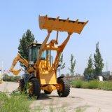 **多功能装载两头忙 铲车式挖掘一体机