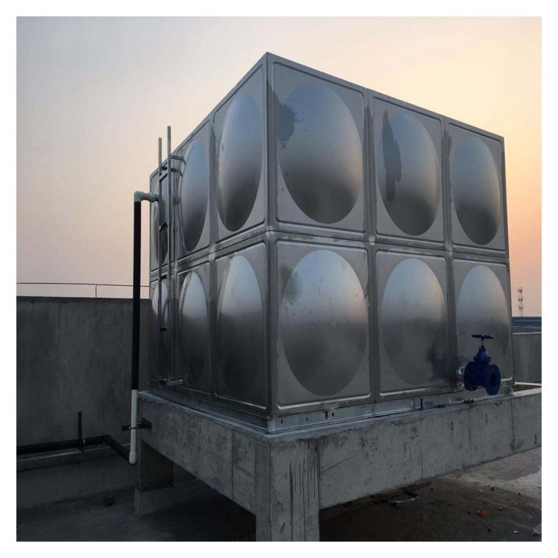 玻璃钢水箱 定做水箱 霈凯生产厂家