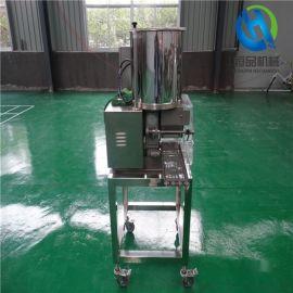 立式牛肉饼成型机器  南瓜饼成型设备