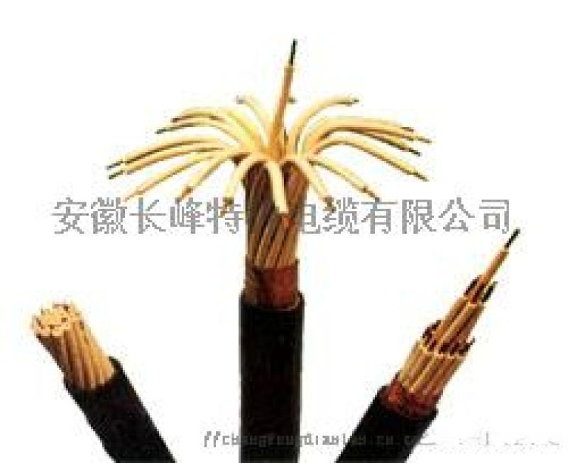 銅絲遮罩矽橡膠控制電纜KGGP/4*1.5