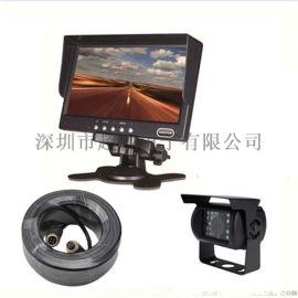 车载显示器深圳厂家直销车载倒车后视大巴显示器7寸显