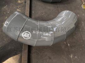 内衬陶瓷复合钢管规格 江苏江河 福州耐磨