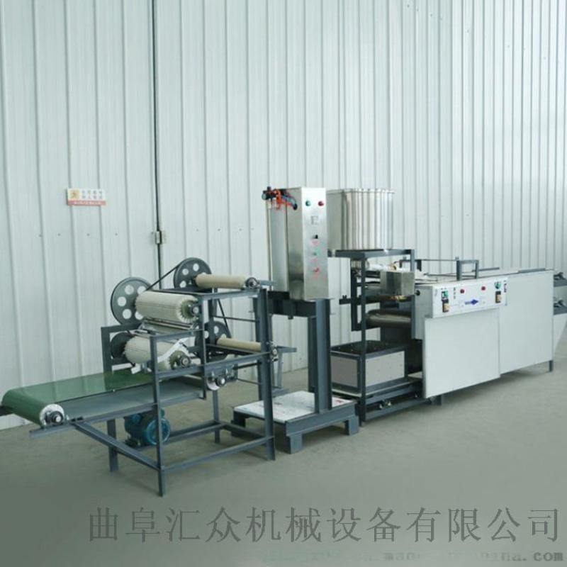 豆皮机设备 五花肉切肉丁机器 利之健食品 豆腐皮机