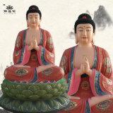 十方三世佛三宝佛佛像 五世佛寺庙雕塑 毗卢遮那佛像