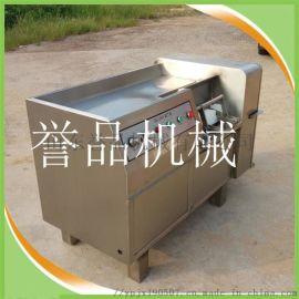厂家销售中央厨房专用冻肉切丁机-鲜肉切丁机