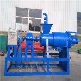 厂家供应多功能挤压式脱水机报价 畜禽粪便固液分离机