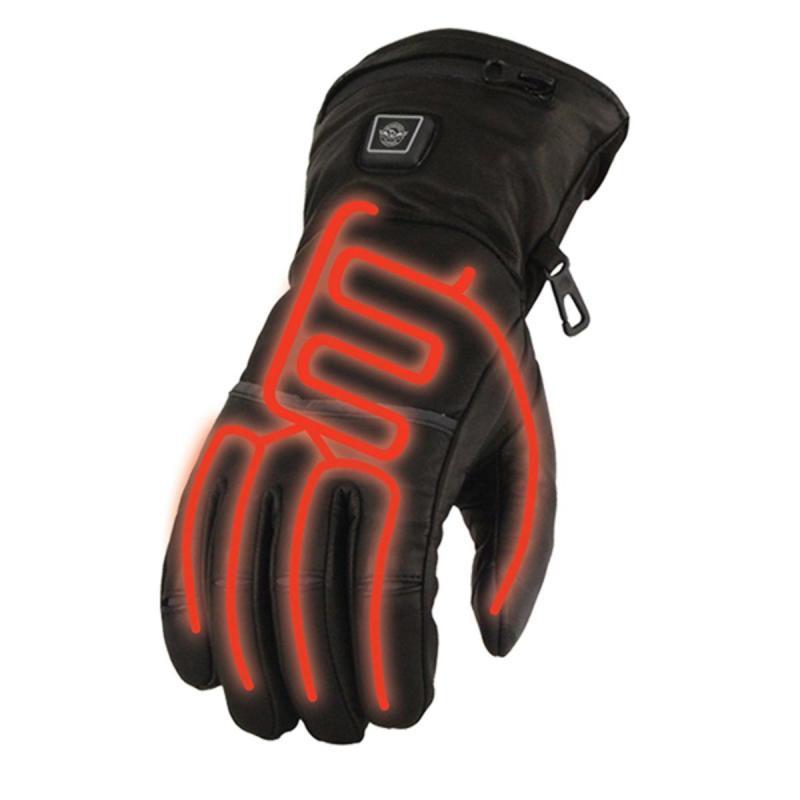電加熱手套鋰電池手套紅外發熱手套碳纖維發熱手套