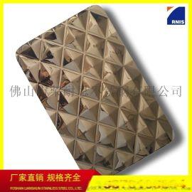 304小米粒压花板 不锈钢防滑板加工 多款选择