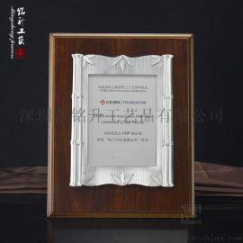 二十五周年纪念牌定做 俱乐部会员奖牌 深圳纯锡奖牌