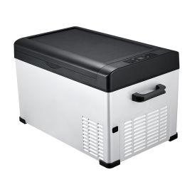 大磐車載冰箱壓縮機制冷冷凍汽車家用小冰箱