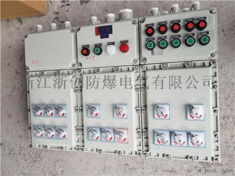 BXM53防爆照明配电箱定制