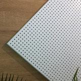 5X5方形孔铝扣板 60x60方格冲孔扣板