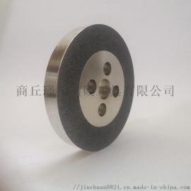 电镀立方氮化硼单面定位孔磨盘