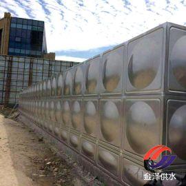 组合式不锈钢水箱工程配套使用