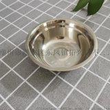 201不鏽鋼湯盆14cm-28cm無磁加厚湯盤