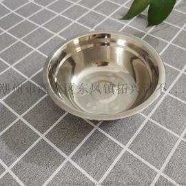 201不锈钢汤盆14cm-28cm无磁加厚汤盘