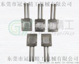 真空扩散焊CPU铝合金散热器