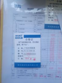 湘湖牌QCRG-S075系列电动机软起动控制柜检测方法