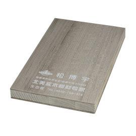 生态板木 0醛级实木生态板鞋柜板材 木饰面墙板