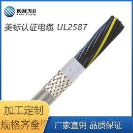 美标空调设备用屏蔽电源线 UL2587