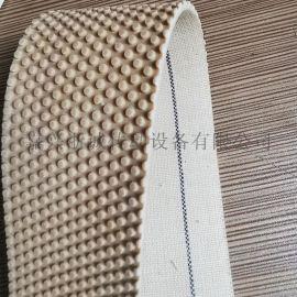 粒面橡皮 卷布机用进口粒面带