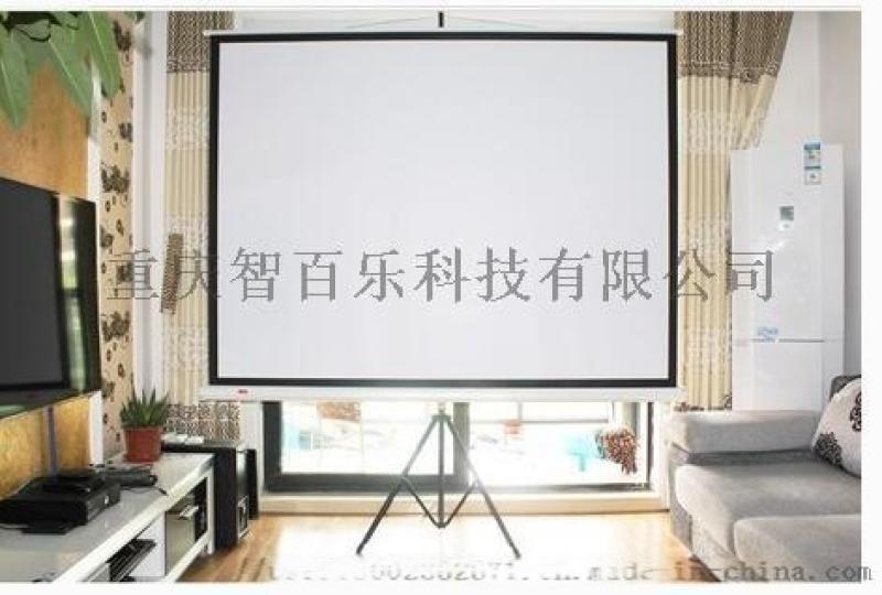 120寸宽屏画框幕