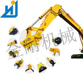 挖掘机快换接头 液压快速连接器 高压快换接头
