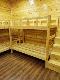 家具批发实木上下床高低床双层床上下铺铁