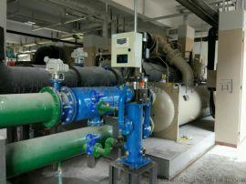 冷凝器胶球清洗装置,冷水机组冷凝器清洗厂家
