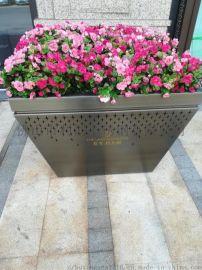 不鏽鋼花盆加工,不鏽鋼花盆,不鏽鋼室外花盆