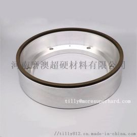 CBN镶件- Vit金刚石砂轮的外周磨削