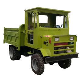 农用拖拉机拉粮自卸四不像四轮驱动拖拉机
