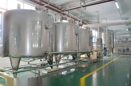 小型鲜桃汁生产线工艺要点|成套果汁饮料设备|桃汁饮料加工设备制造厂