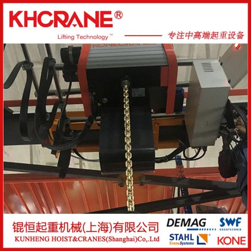 德馬格電動葫蘆 德馬格配件 鋼絲繩葫蘆