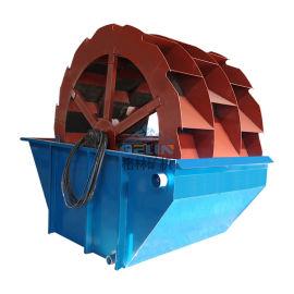 河沙石粉轮式洗砂机生产线 泥浆分离设备