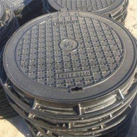 厂家直销重型球墨铸铁井盖轻型球墨铸铁井盖承重40吨