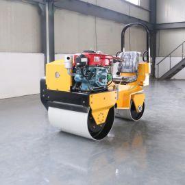 手扶式压路机 回填土   柴油单轮压路机厂家
