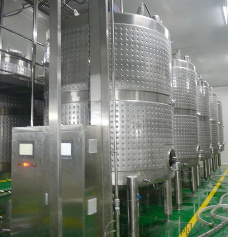 年产500吨葡萄酒生产线设备 整套  酿酒设备 干红葡萄酒加工设备 项目预算