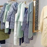 杭州知名女装如缤折扣品牌热卖棉衣专柜货源