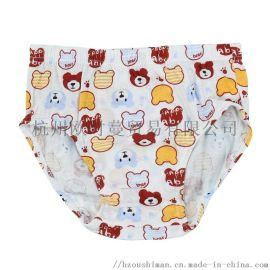 儿童内裤小孩宝宝学生三角裤儿童内裤定制