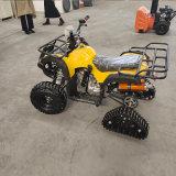 6.5馬力電啓動掃雪機 摩檫輪汽油拋雪機
