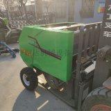 小麦秸秆打捆机,全自动的秸秆打捆机